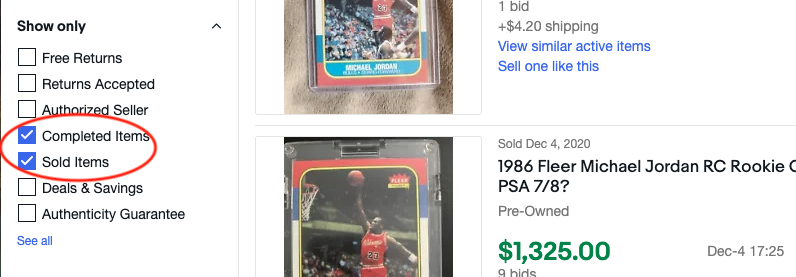 how much is my basketball card worth