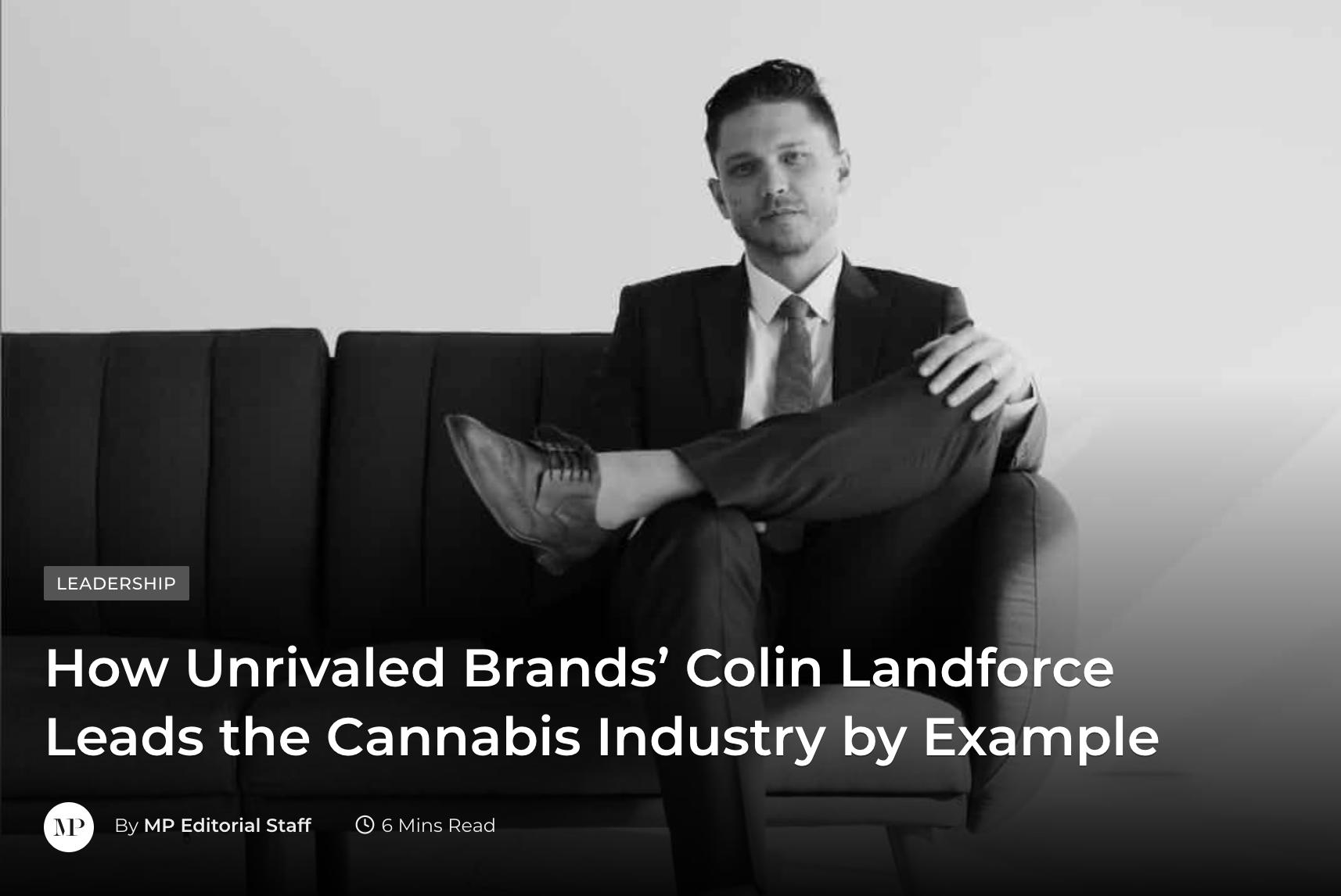 Colin Landforce Modern Professional
